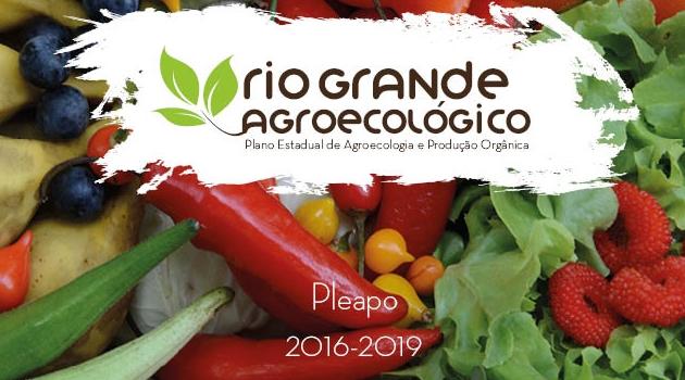 Estado lança plano de agroecologia e de produção orgânica
