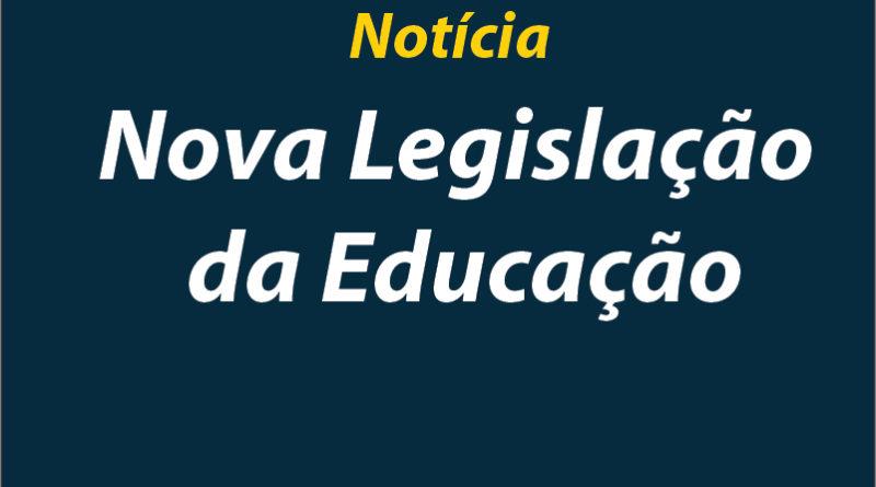 Publicada a nova legislação da educação, envolvendo o ensino médio e também mudanças no fundamental.