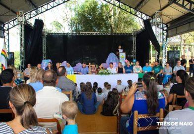 Inauguração Escola do Campo em Três de Maio