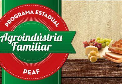"Curso sobre ""PROGRAMA ESTADUAL DE AGROINDÚSTRIA"""