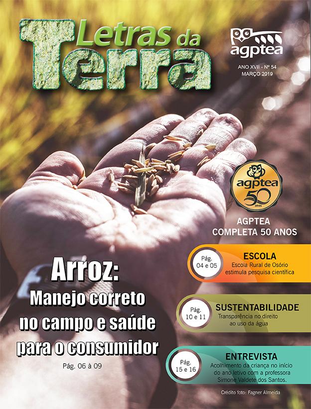 ANO XVII Nº 54 - Mar/19