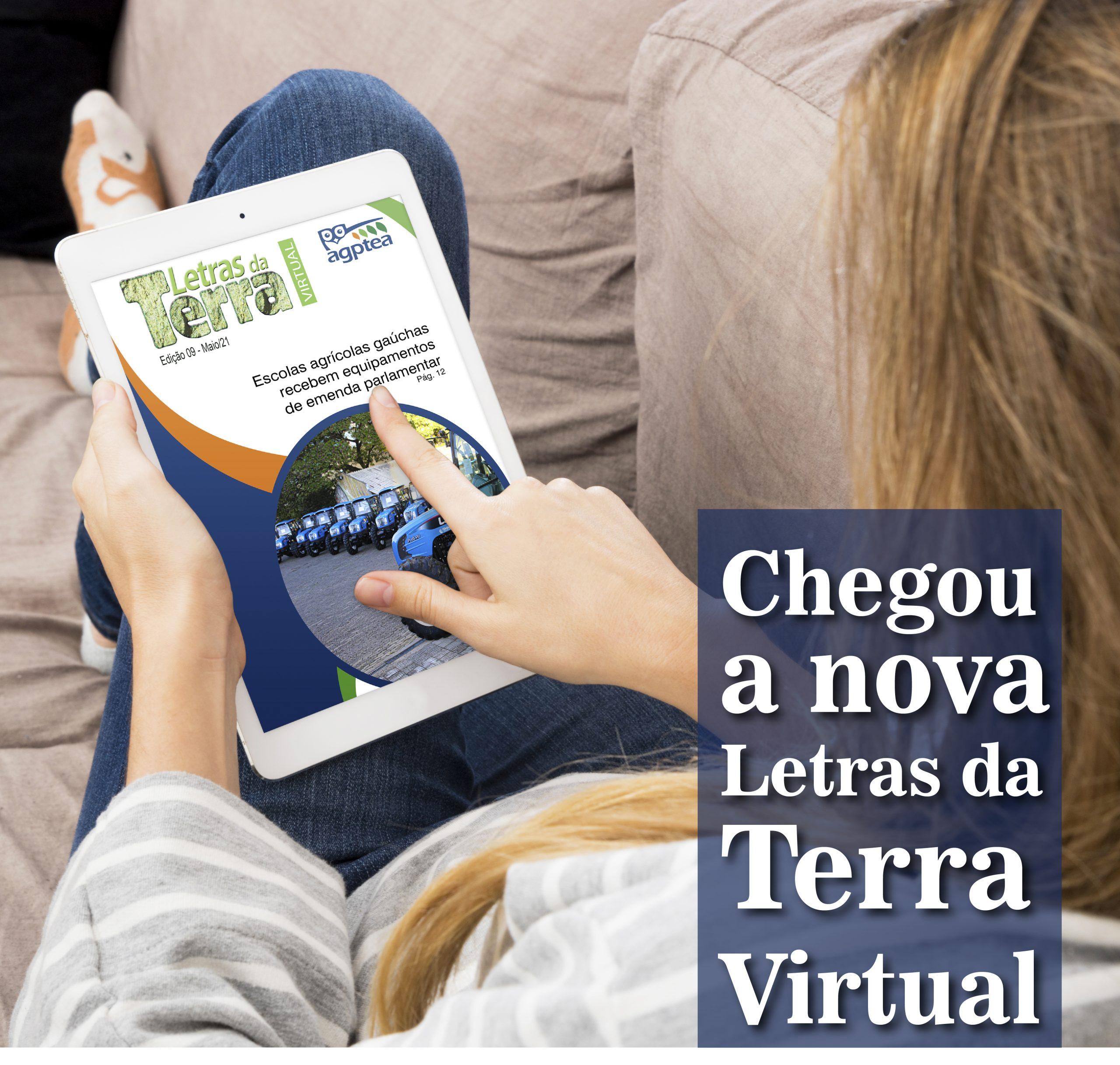 LETRAS DA TERRA